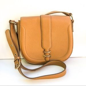 {Banana Republic} Crossbody Saddle Bag
